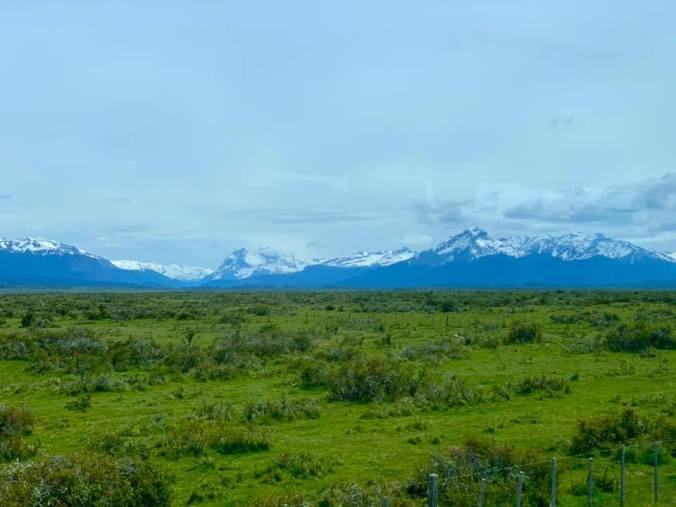 Patagonia -view