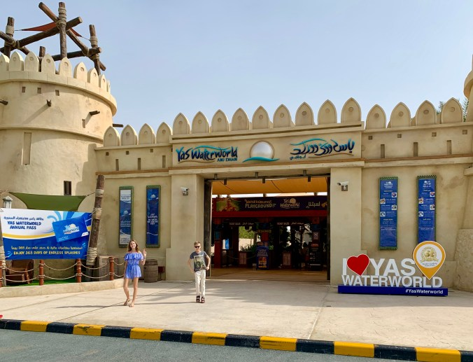abu dhabi - YAS waterworld 2