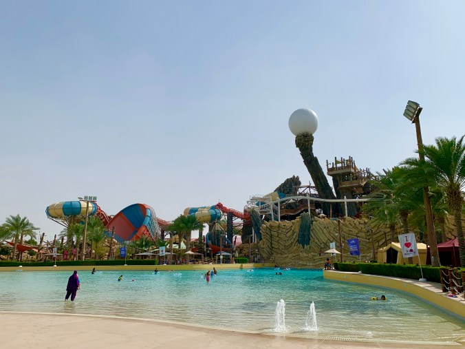 abu dhabi - YAS waterworld 3