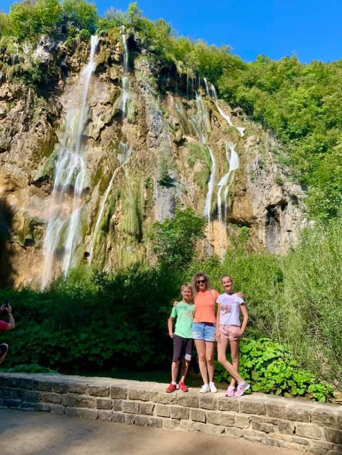 plitvice - big waterfall1