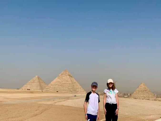 egipt - piramidele giza