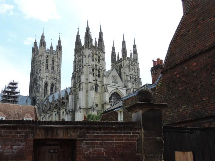La Cattedrale di Canterbury