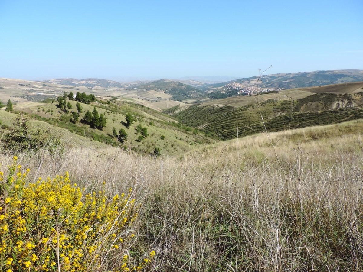 Il Castello di Monteserico - Genzano di Lucania Parte I