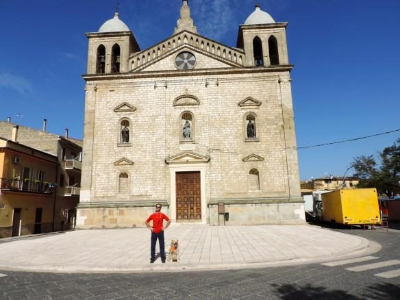 Genzano di Lucania, Chiesa Maria SS delle Grazie