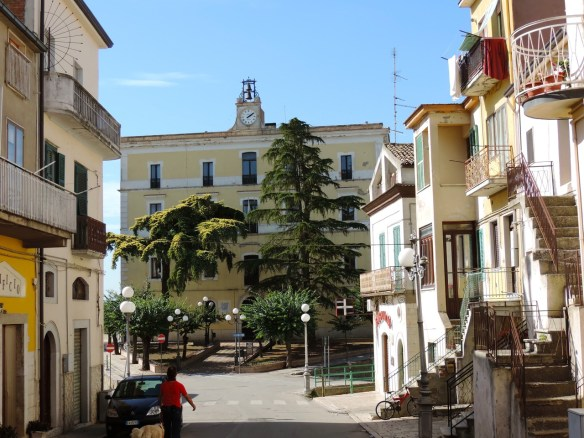 Palazzo De Marinis, Genzano di Lucania