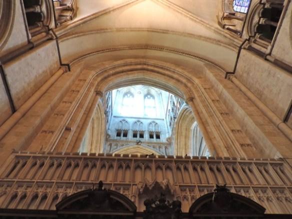 Canterbury, la Cattedrale