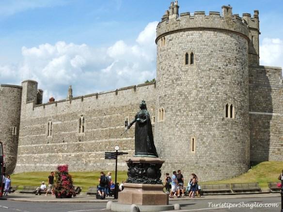 Windsor Castle and Queen Victoria