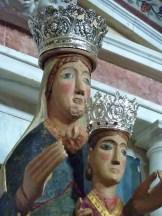 Monastero dell'Orsoleo, Statua Lignea