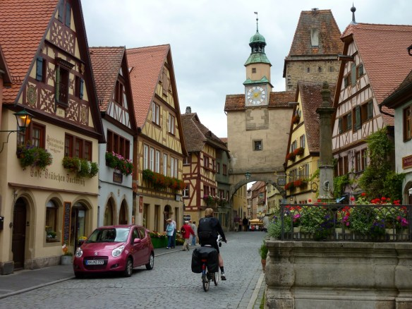 Rothenburg obdder TAbuer