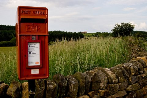 postbox in the country