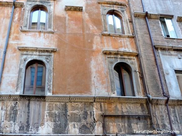 Roma, ghetto ebraico