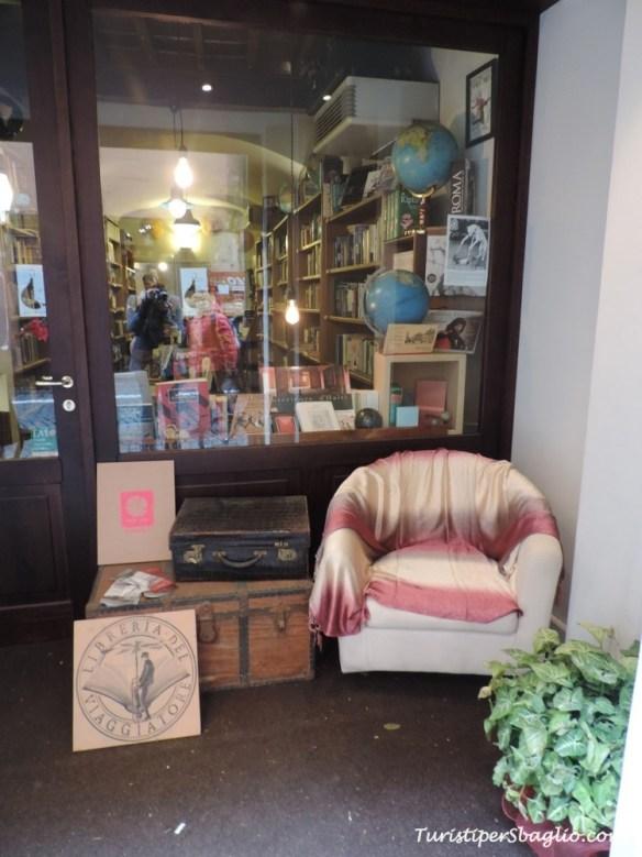 La libreria del Viaggiatore - Roma