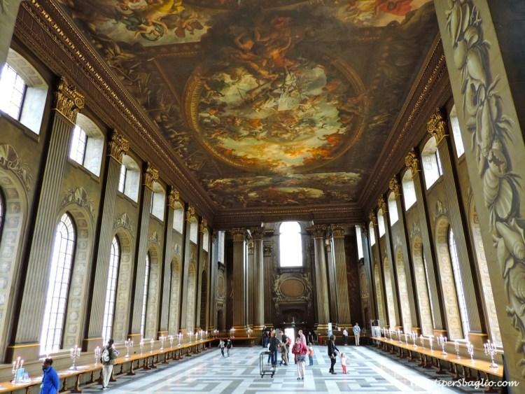 Greenwich Londra Turisti per Sbaglio