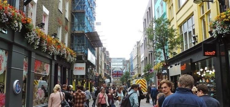 Londra in giro tra profumerie artistiche