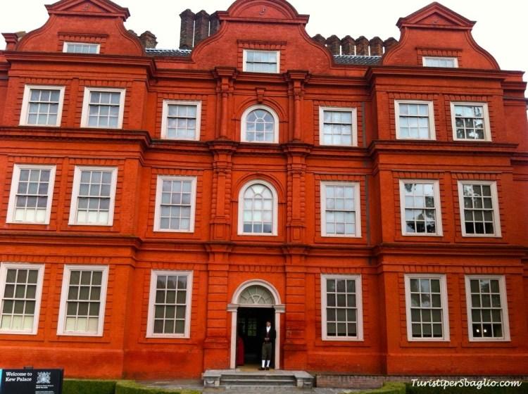 Il Palazzo di Re Giorgio III Kew Gardens, Londra - Gran Bretagna