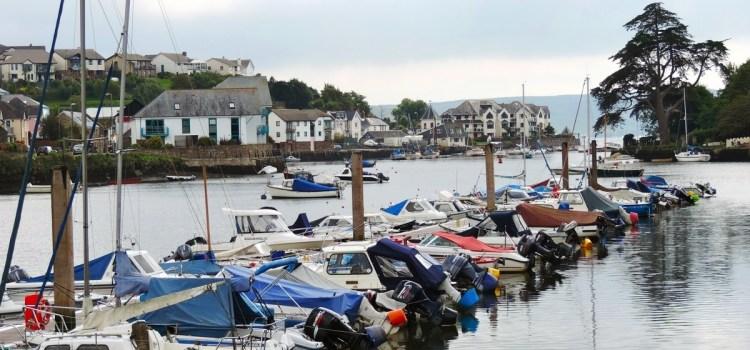 33) Inghilterra 2014 – #Devon, #Kingsbridge tra uffici informazioni come si deve e cuori nomadi