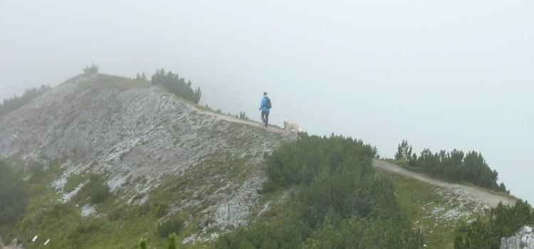 Austria Stubaital – Ritrovare se stessi sotto la pioggia