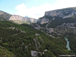 Gran Bretagna on-the-road 2014 - Provenza - Gorges du Verdon