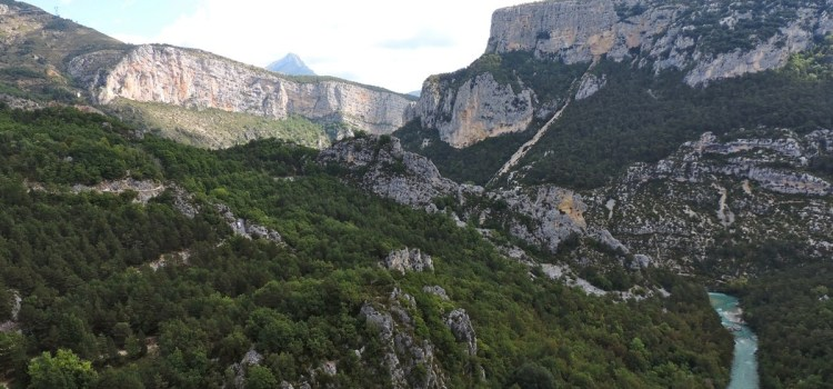 41) Inghilterra on-the-road 2014 – #Provenza Le Gorges du Verdon ed il sentiero Martel