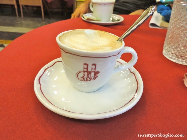 Genova, Caffè Cavò - 5