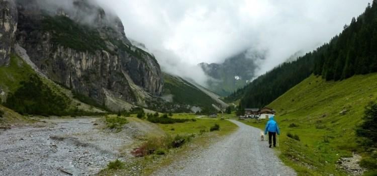 L'ardua conquista della Innsbrucker Hutte nella Valle dello Stubai [Austria on-the-road]