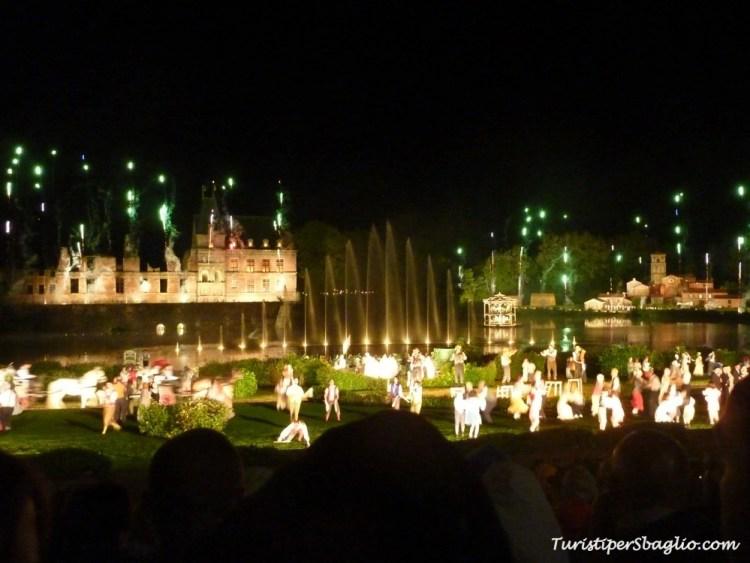Le Puy Du Fou Vandea Parco a tema