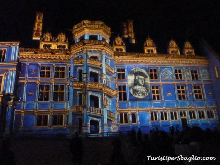 Il Son et Lumière - Chateau de Blois