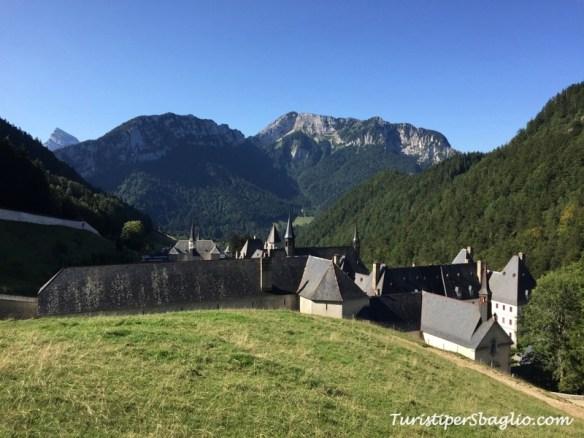 La Grande Chartreuse - Val d'Isère - 15