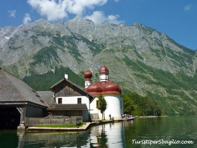 Germania Parco di Berchtesgaden - Konigsee - 28