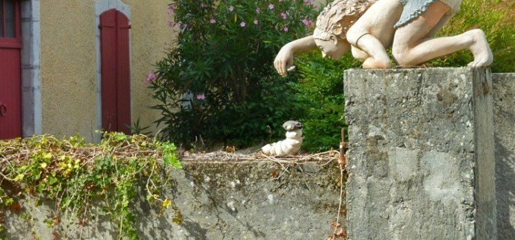 Morlanne, il paese degli spaventapasseri – Bearne Francia
