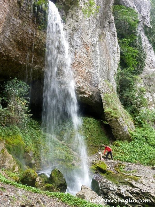 Gole di Kakouetta Paesi Baschi