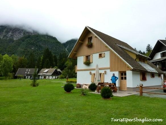 Apart-Hotel Alpik sul Lago Bohinj