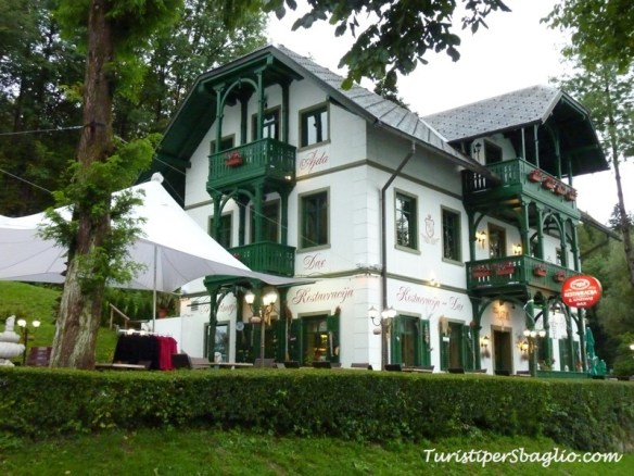 Lago di Bled and Bohinj Slovenia - 09
