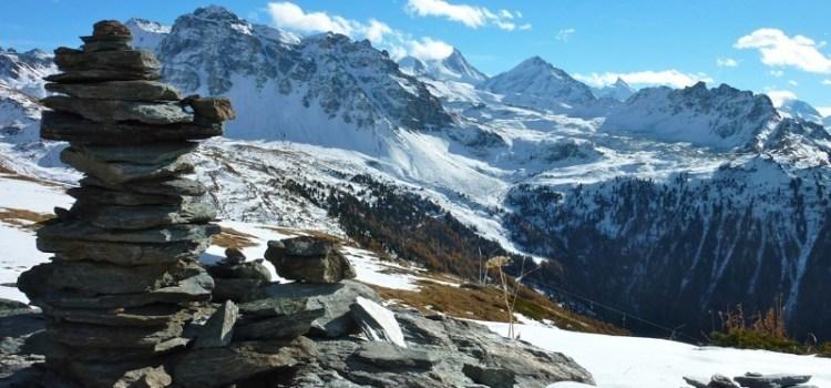 Alla Scoperta della Svizzera Vallese: Chandolin e Grimentz sopra i tetti d'Europa