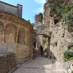 Linguadoca - San Guglielmo nel Deserto - Saint-Guilhem-le-Désert - 49_new