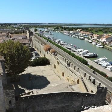 Aigues-Mortes Borgo Fortificato Linguadoca - 21