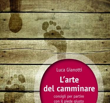 #Dimmicosaleggi: L'arte del Camminare di Luca Gianotti
