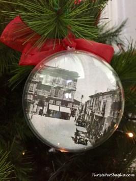 Albero di Natale a Teatro Stabile: la città antica