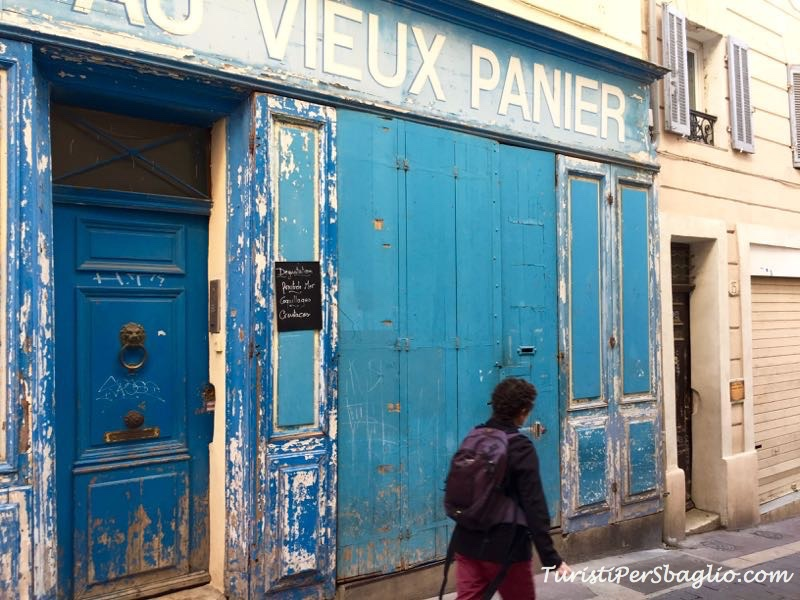 Le Panier - il quartiere più antico di Marsiglia