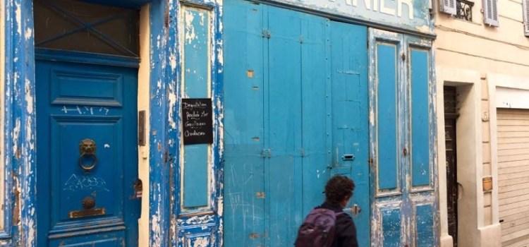 Le Panier – il quartiere più antico di Marsiglia