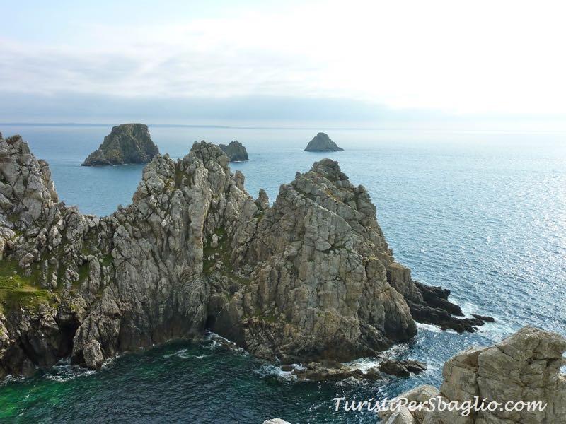 Bretagna - La Penisola del Crozon e le falesie e spiagge di Cap de la Chèvre