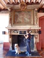 La casa dell'Infanta Maria Teresa, sposa di Luigi XIV...