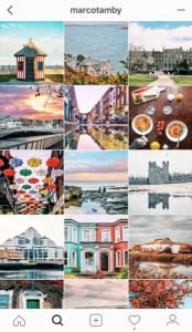 Instagram Come Creare una buona Gallery Marco Tamby