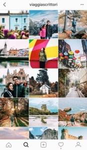 Instagram Come Creare una buona Gallery Viaggiascrittori