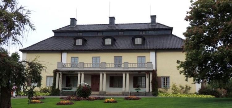 Marbacka la casa di Selma Lagerlof, Sunne – Svezia