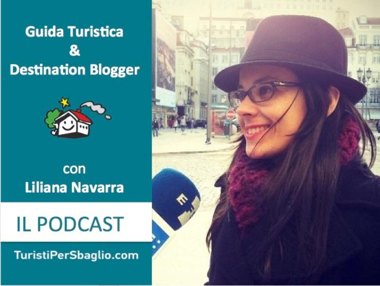 Intervista a Liliana Navarra Guida Turistica e Destination Blogger