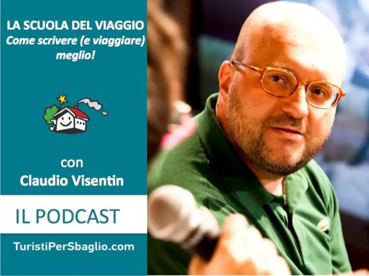 Claudio Visentin e la Scuola del Viaggio