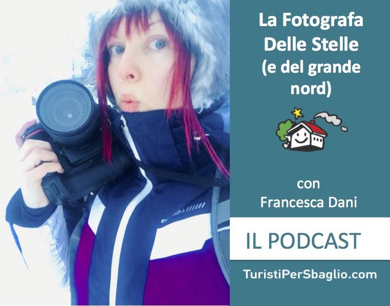 Intervista a Francesca Dani, la fotografa delle stelle