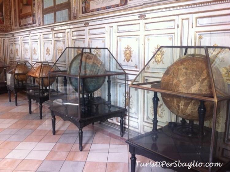 Musei Vaticani la sala delle mappe