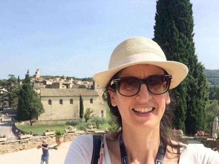 Castello di Lourmarin Turisti per Sbaglio